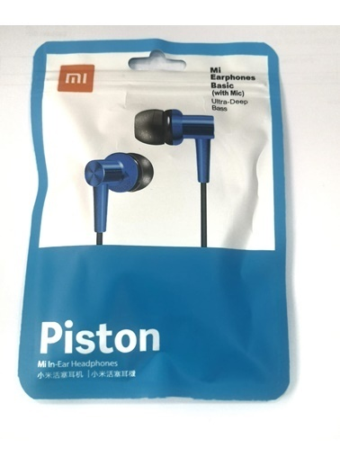 Xiaomi Xiaomi Mi Earphones Basic Ultra Deep Bass Piston 3.5 Mm Streo Mikrofonlu Kulaklık Renkli